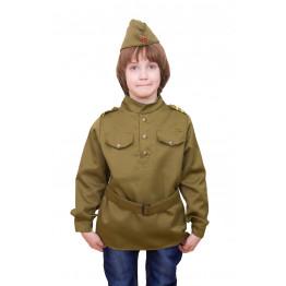 Детская гимнастерка арт. КС298