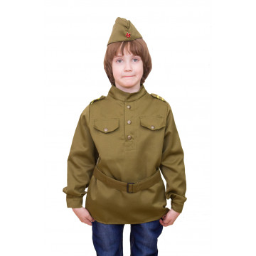 Детская гимнастерка арт. КС298 - 840.00