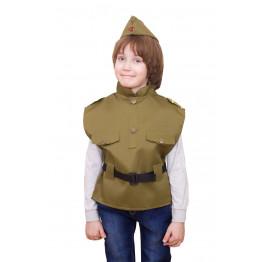Детский костюм солдата арт. КС22
