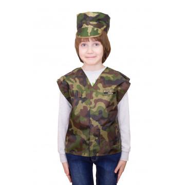 Детский костюм военного КМФ арт. КС07 - 306.00