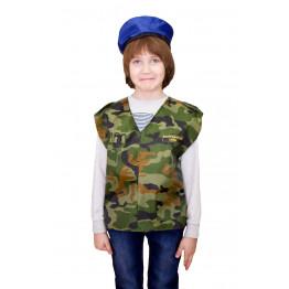 Детский костюм десантника ВДВ арт. КС09