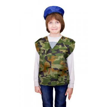 Детский костюм десантника ВДВ арт. КС09 - 324.00