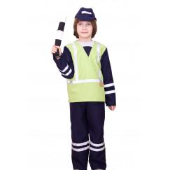 Детский костюм ГАИ/ГИБДД арт.КС366
