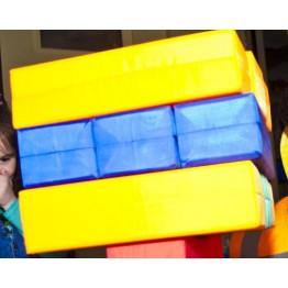 Игра Джанго мягкая 15 брусков  арт. ИИ173