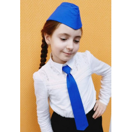 Пилотка с галстуком арт. КС380