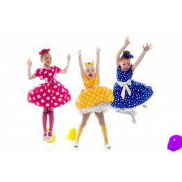 """Платье для танцев """"Стиляги"""" арт. КС372.3"""
