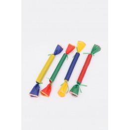 """""""Конфеты"""" эстафетные мягкие 4 цв. 25 см арт.ИИ56"""