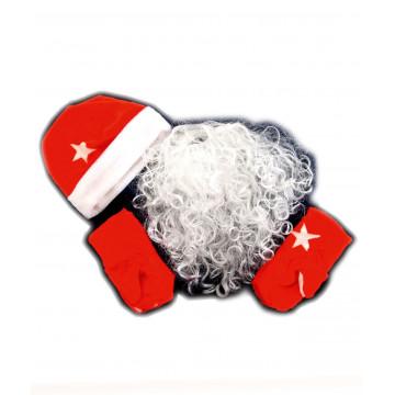 Набор Деда мороза ВЗР. плюш (шапка, варежки, борода) - 682.50