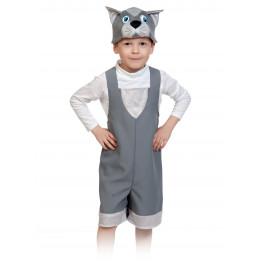 Котик серый ткань-плюш NEW!