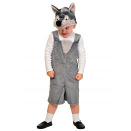Волчонок плюш