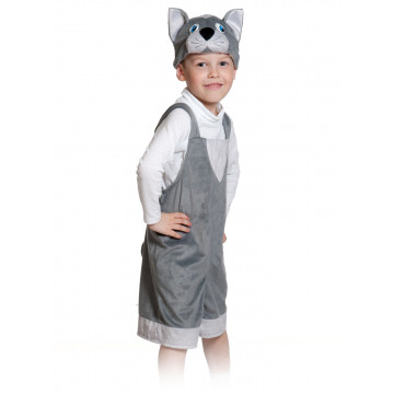 Котик серый плюш NEW! - 697.50