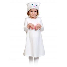 Кошечка белая ЛАЙТ NEW!