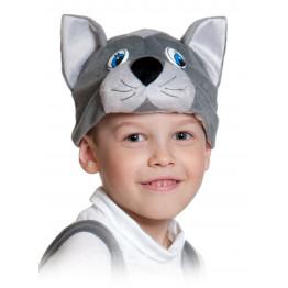Котик серый