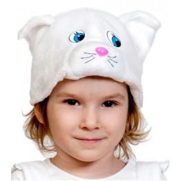 Кошечка Белая