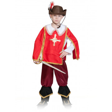 Мушкетер Портос (красный) - 2,325.00