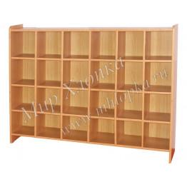 Шкаф для горшков на 24 места арт. М-113