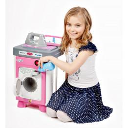 """Игровой набор Полесье """"Carmen"""" №2 со стиральной машиной, в пакете"""