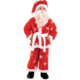 Санта Клаус мех (дет.) р.36