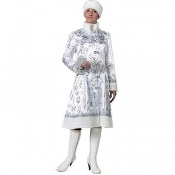 Снегурочка сатин белая (д/взр) р.48-50 - 2,088.00