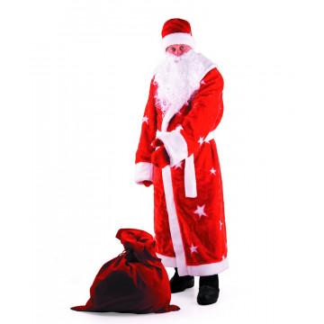 Дед Мороз мех красный (д/взр) р.54-56 - 3,960.00