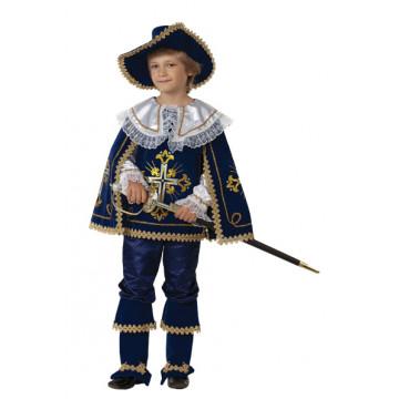 Мушкетер короля синий р. 30-40 - 2,578.00
