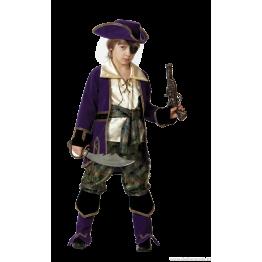 Капитан пиратов лиловый р. 28-40