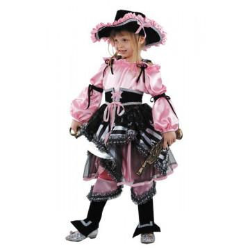 Пиратка розовая р.30-38 - 1,800.00