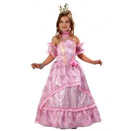 Золушка Принцесса Розовая р.28-40