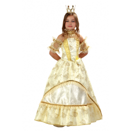 Золушка Принцесса Золотая р.28-40