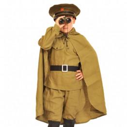 """Военный костюм """"Командир роты"""" арт. КС300"""