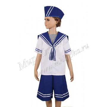 """Костюм для танцев """"Моряк"""" для мальчика арт. КС321"""