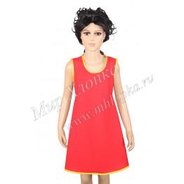 Платье для танцев Габардин арт. КС313
