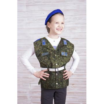 Детский жилет (костюм) ВДВ