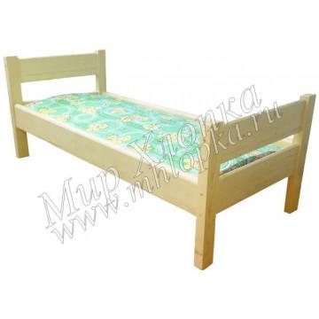 """Кровать детская """"Крепыш"""" лак арт.КД29"""