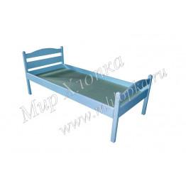 """Кровать детская """"Соня"""" синяя"""
