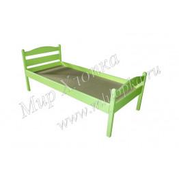 """Кровать детская """"Соня"""" зеленая"""