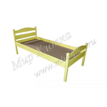 """Кровать детская """"Соня"""" желтая"""
