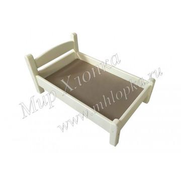 Кровать кукольная арт.МК01 - 1,092.00