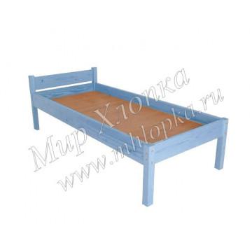 """Кровать детская """"Мини"""" синяя арт.КД28"""