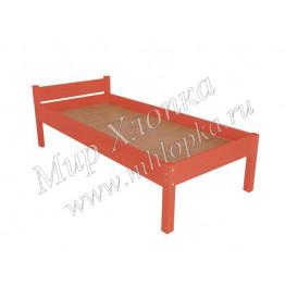 """Кровать детская """"Мини"""" красная арт.КД28"""
