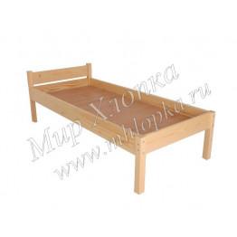 """Кровать детская """"Мини"""" лак арт.КД27"""