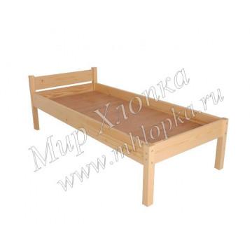 """Кровать детская """"Мини"""" лак арт.КД27 - 2,964.00"""