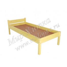 """Кровать детская """"Мини"""" желтая арт.КД28"""