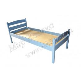 """Кровать детская """"Соня-2"""" синяя"""