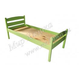 """Кровать детская """"Соня-2"""" зеленая"""