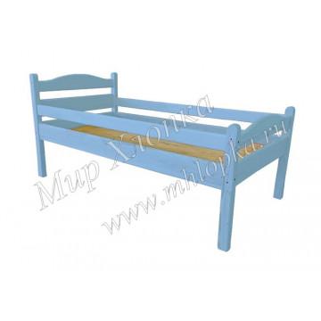 """Кровать детская """"Соня"""" с бортами синяя - 3,900.00"""