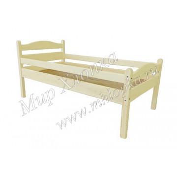 """Кровать детская """"Соня"""" с бортами слоновая кость"""