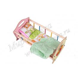 Набор в кровать для кукол арт. ОК13