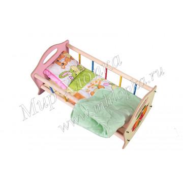 Набор в кровать для кукол арт. ОК13 - 441.00
