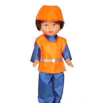 """Одежда для куклы """"Строитель"""" арт.ОК06 - 225.00"""